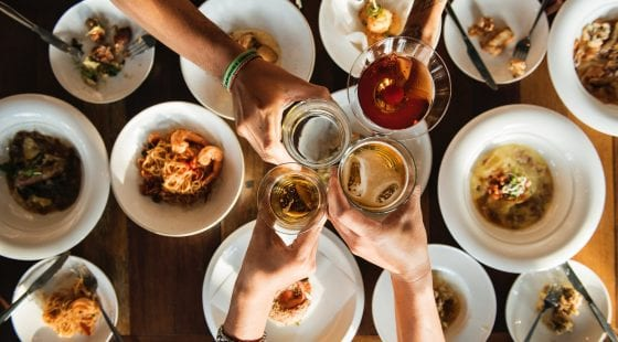 Dublin's top dinner spots