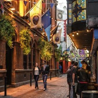 Dublin city retreat