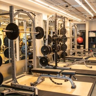 The Mont Hotel Gym